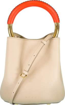 Marni Circle Handle Bucket Bag