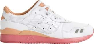 Asics Gel-Lyte III Packer Shoes x J. Crew White Buck