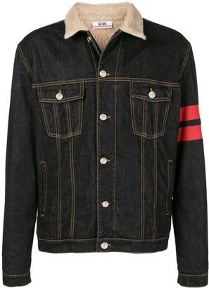 GCDS denim jacket