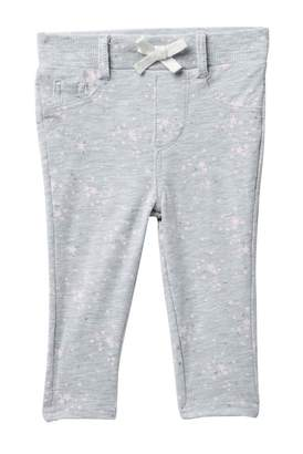 Levi's Rib Waistband Knit Legging (Baby Girls)\n\n