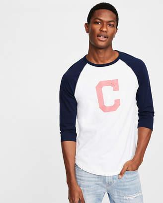 Express Cleveland Indians Baseball Tee