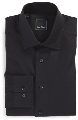 David Donahue Oxford Regular Fit Dress Shirt $135 thestylecure.com