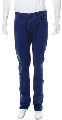 Paul Smith Straight-Leg Five Pocket Jeans