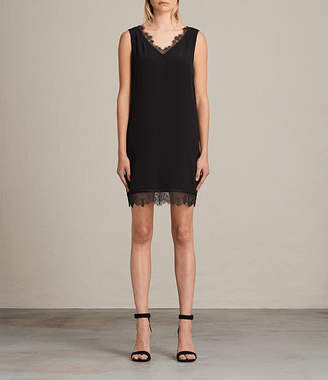 AllSaints Camia Lace Dress