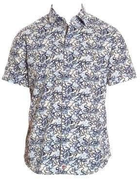 Robert Graham Delgado Button-Down Shirt