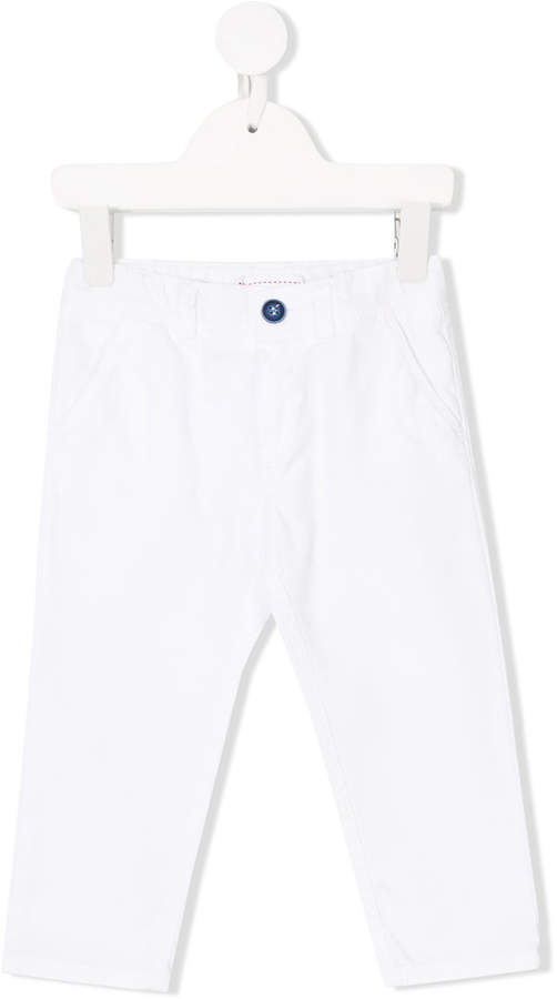 Officina 51 classic chino trousers