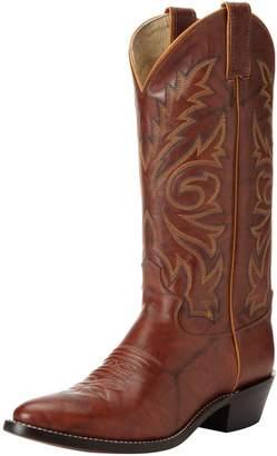 "Justin Boots Men's 13"" Western Boot Medium Round Toe"