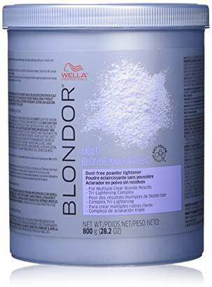 Wella Blondor Multi Powder Lightener