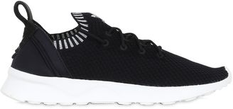Flux Primeknit Slip-On Sneakers $164 thestylecure.com
