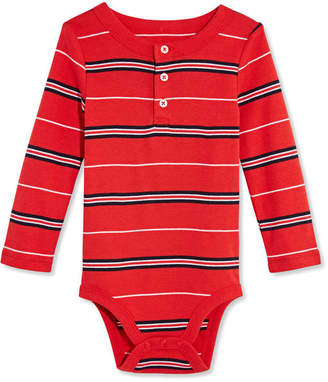 Joe Fresh Baby Boys Henley Bodysuit