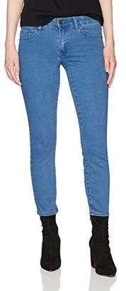 Parker Lily Women's Basic Stretch Slim Fit Ankle Skinny Jeans