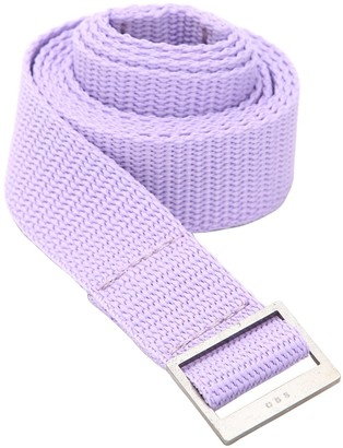 Obs Logo Webbing Belt