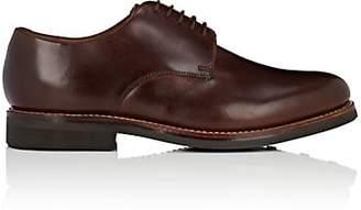 Grenson Men's Curt Burnished Leather Bluchers - Brown