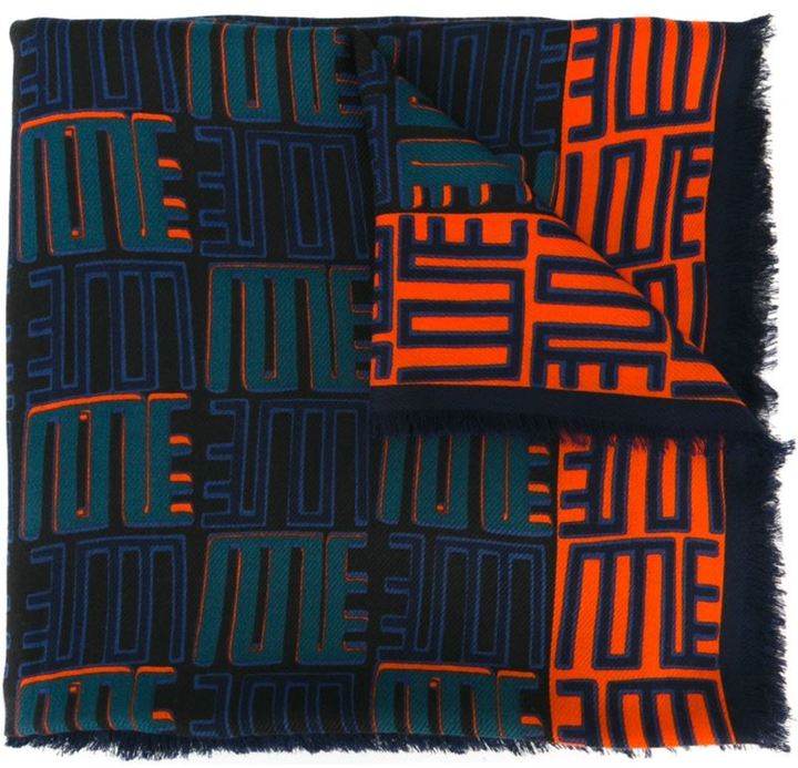 KenzoKenzo 'Love' knit scarf
