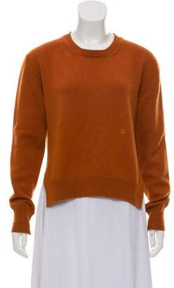 Celine High-Low Cashmere Sweater