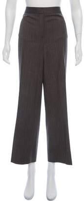 Lafayette 148 High-Rise Wide Pants