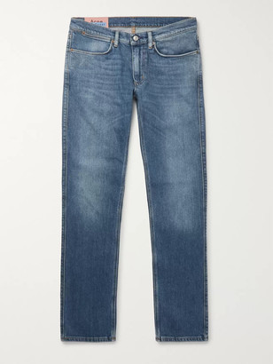 Acne Studios Max Slim-Fit Denim Jeans - Men - Blue