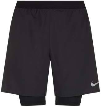 Nike Distance 2-in-1 Running Shorts