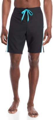 adidas Pipeline Color Block Swim Trunks