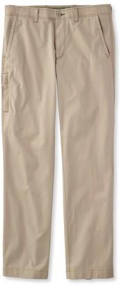 L.L. Bean L.L.Bean Men's Stonecoast Khaki Pants, Classic Fit