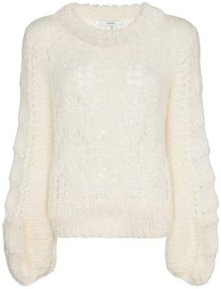 Ganni the julliard mohair jumper