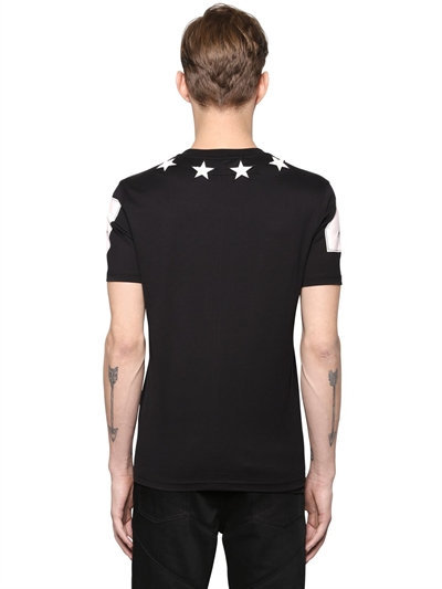 Cuban Star Patches Jersey T-Shirt 2