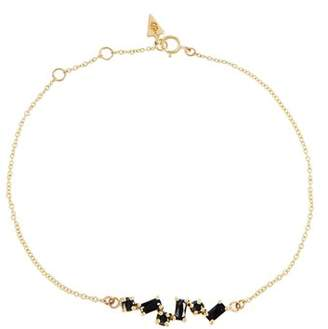 Loren Stewart - Onyx & Yellow Gold Bracelet - Womens - Yellow Gold