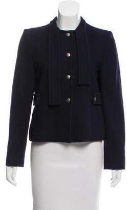 Miu Miu Wool Short Coat