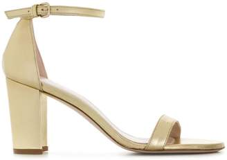 Stuart Weitzman Nearly Nude heel sandals