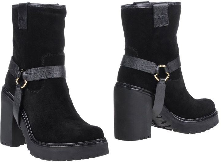 Moncler MONCLER Ankle boots