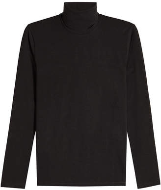 Jil Sander Cotton Turtleneck Top