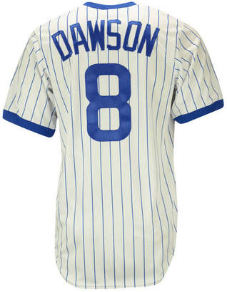 Majestic Andre Dawson Chicago Cubs Cooperstown Replica Jersey