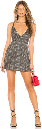 Privacy Please Alida Mini Dress