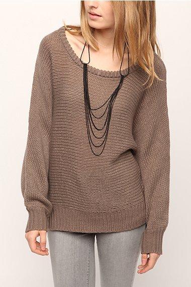 Silence & Noise Dolman Sweater