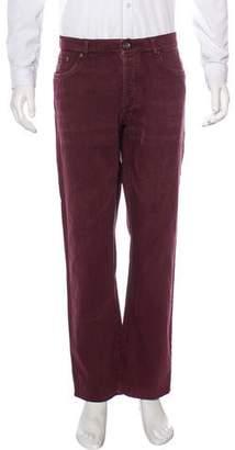 Brunello Cucinelli Straight-Leg Pants