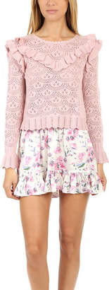 LoveShackFancy Natalie Sweater