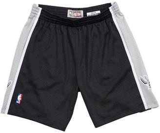 Mitchell & Ness Men's San Antonio Spurs Swingman Shorts