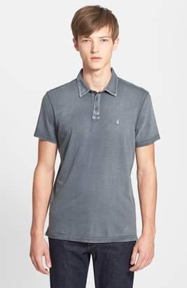 John Varvatos Slim Fit Cotton Polo
