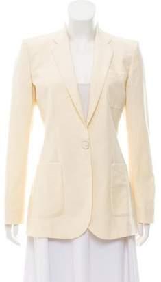 Chloé Wool Structured Blazer