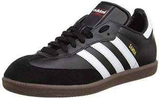 huge selection of b118a 75540 adidas Unisex Adults Samba Classic Footbal Shoes, (Black Running White), 36