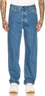 Calvin Klein Est. 1978 Baggy Jeans in Tough Blue | FWRD