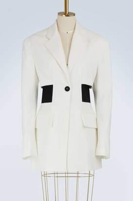 Proenza Schouler One button jacket