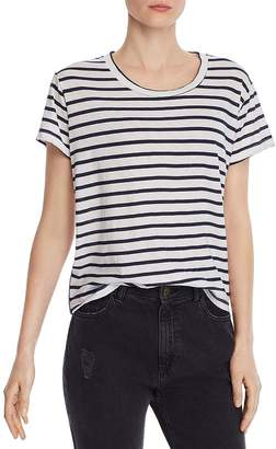 Sundry Vintage Striped Tee