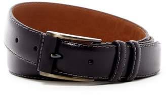 Boconi Wrap Buckle Textured Leather Belt