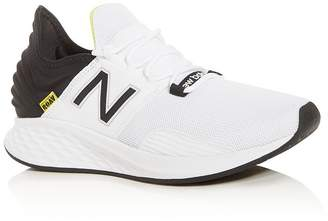 New Balance Men's Fresh Foam ROAV Low-Top Sneakers