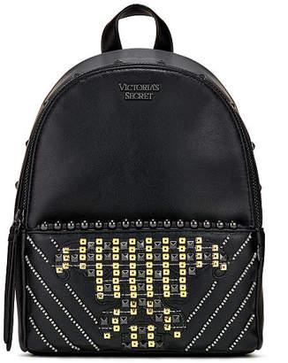 Victoria's Secret Victorias Secret Glam Stud Small City Backpack