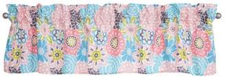 Trend Lab Waverly Baby Window Valance Blooms - Pink
