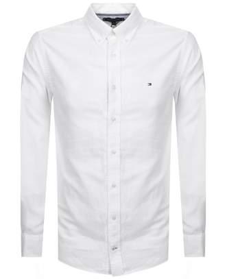 c9f8225b Tommy Hilfiger White Tops For Men - ShopStyle UK