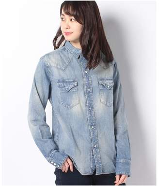 Ability GYPSY&SONS DENIM WESTERN SHIRTS(L/S)
