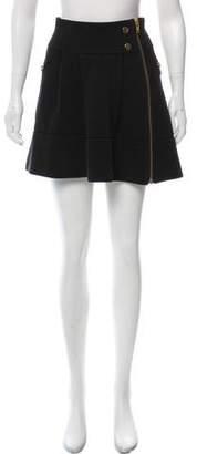 Sonia Rykiel Sonia by Knit Mini Skirt
